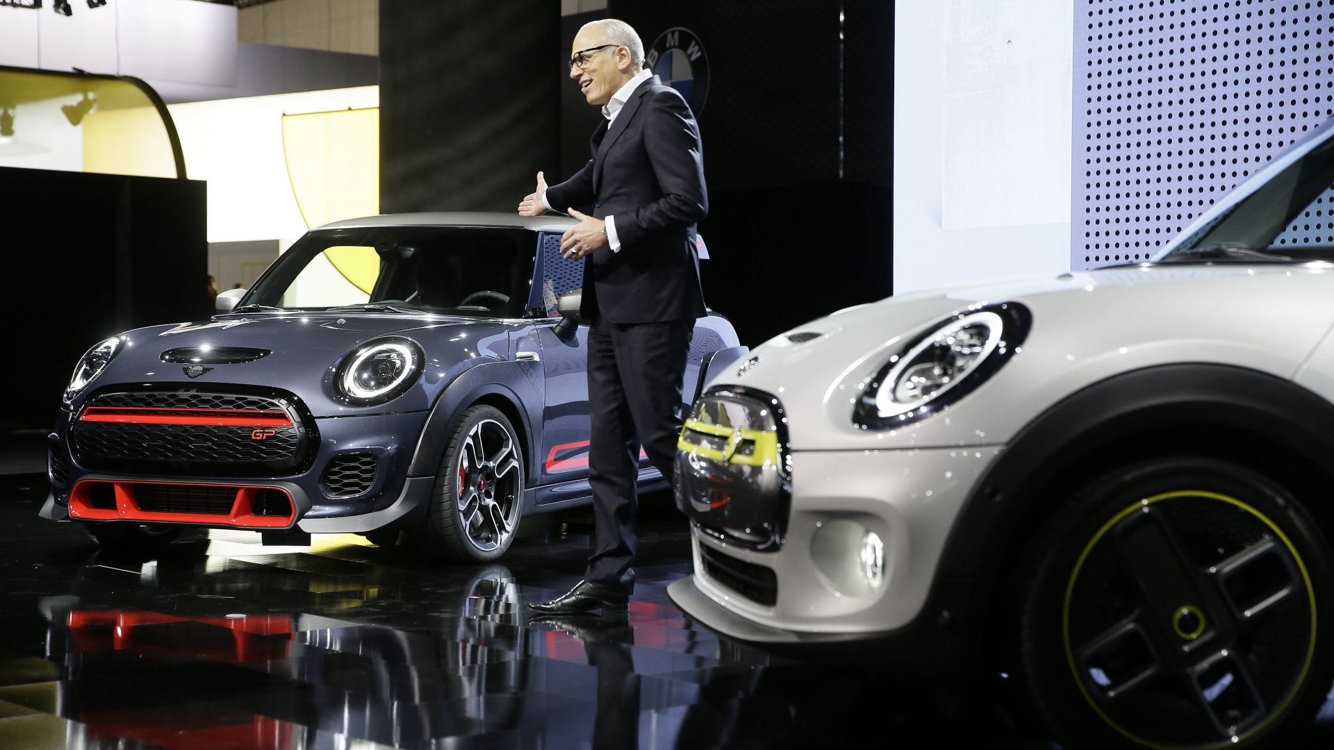 BMW и Грейт Уол инвестират 650 милиона евро в производството на електромобили в Китай