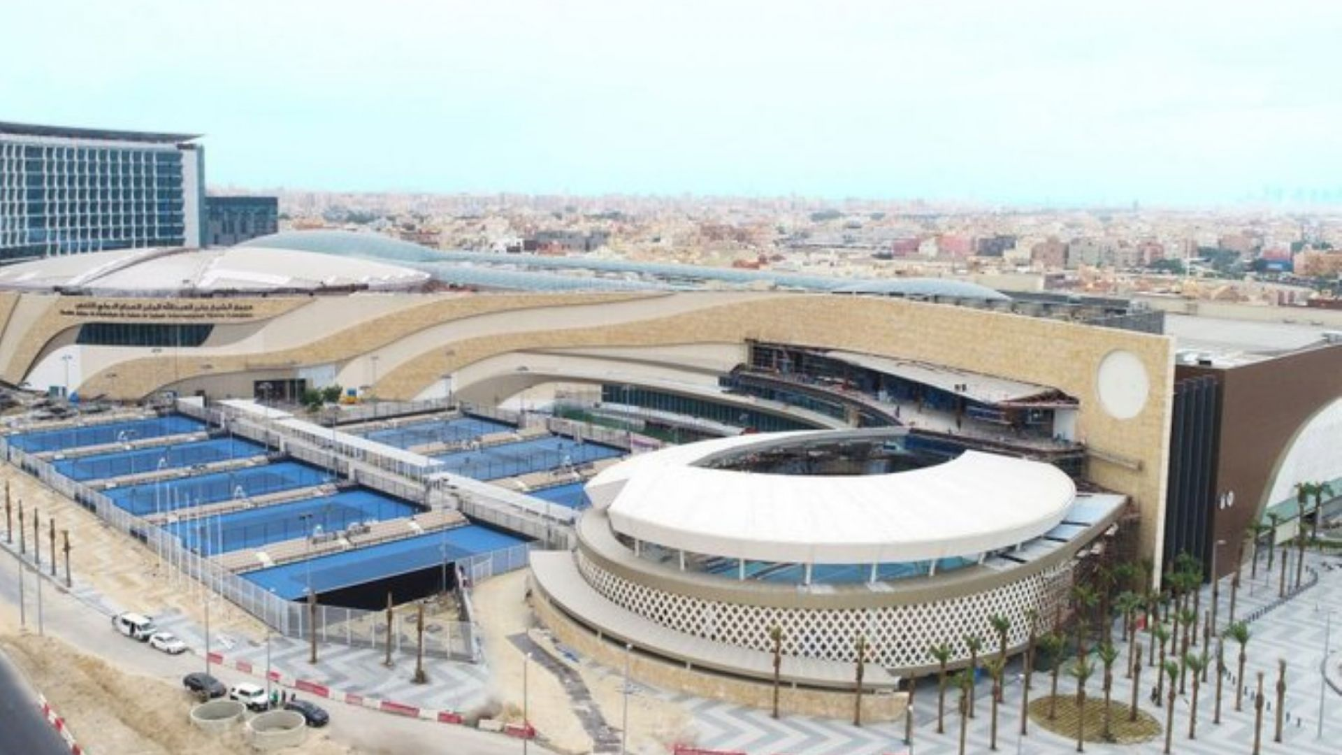 Академията на Надал отива и при арабските милиони