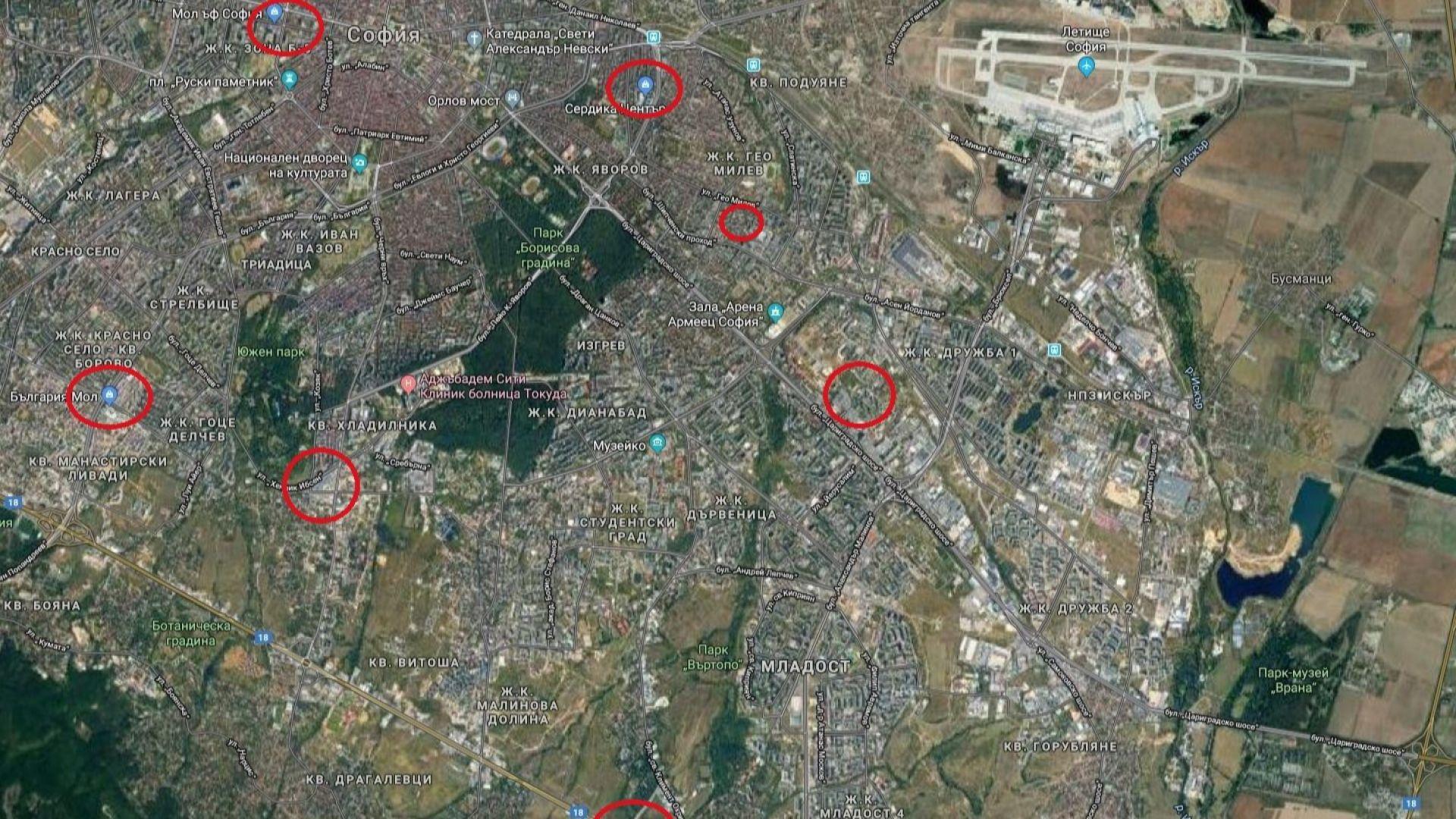 Опашките заради Черния петък в София вече започнаха, очакват се тапи около моловете