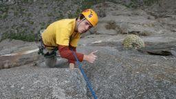 Прочут катерач падна от 300 метра