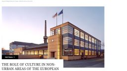 Пловдив ще представи България в стратегически форум за бъдещето на културата през 2020-а