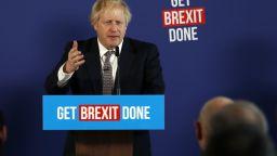 Джонсън обяви, че след Брекзит Великобритания ще скъса с много от сегашните правила на ЕС