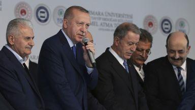 Ердоган: В Европа няма лидер политик