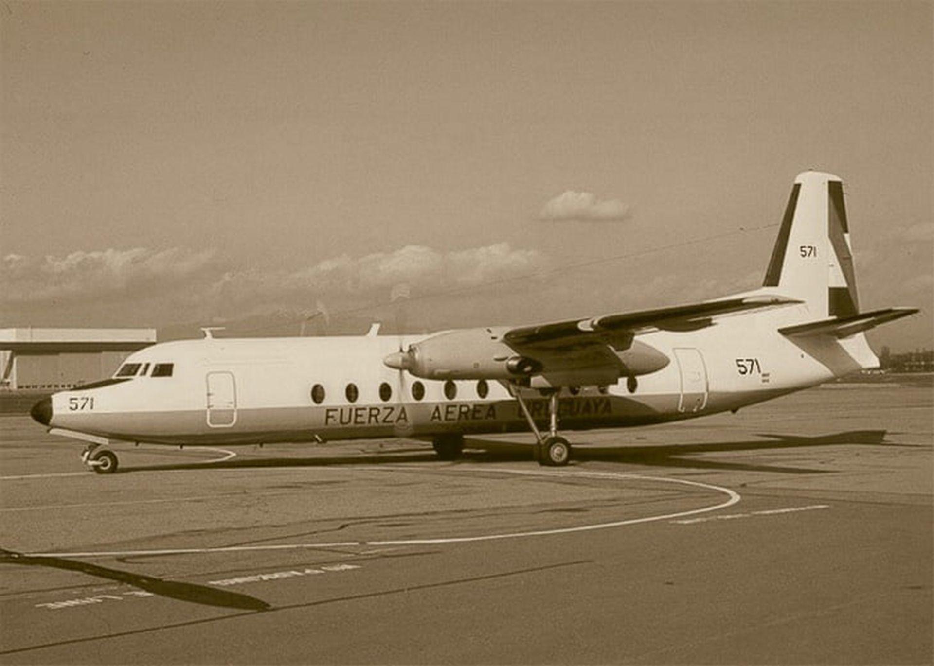 Самолетът, който не успява да прелети над Андите и остава в Глетчера на сълзите (както е кръстен години по-късно)