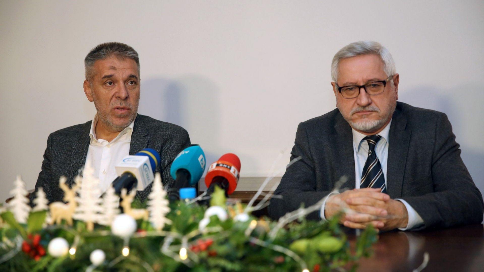 Северна Македония предложи пауза в срещите на експертната комисия до май 2020 г.