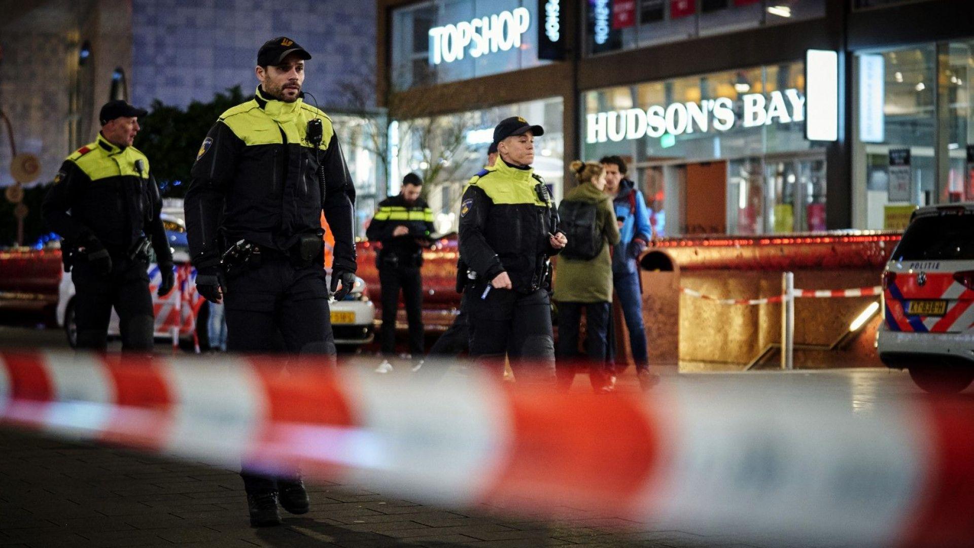 Атака с нож и в Хага, трима души са ранени