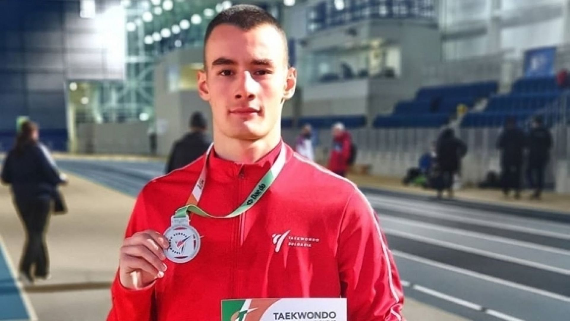 Българин стана европейски вицешампион по олимпийско таекуондо