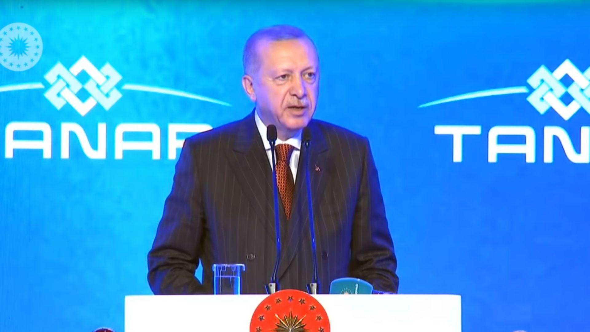 Гръцката делегация напуснала церемонията за газопровода ТАНАП заради изказване на Ердоган