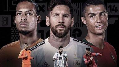 Класация на ESPN: Най-добрите футболисти в света, наредени по постове