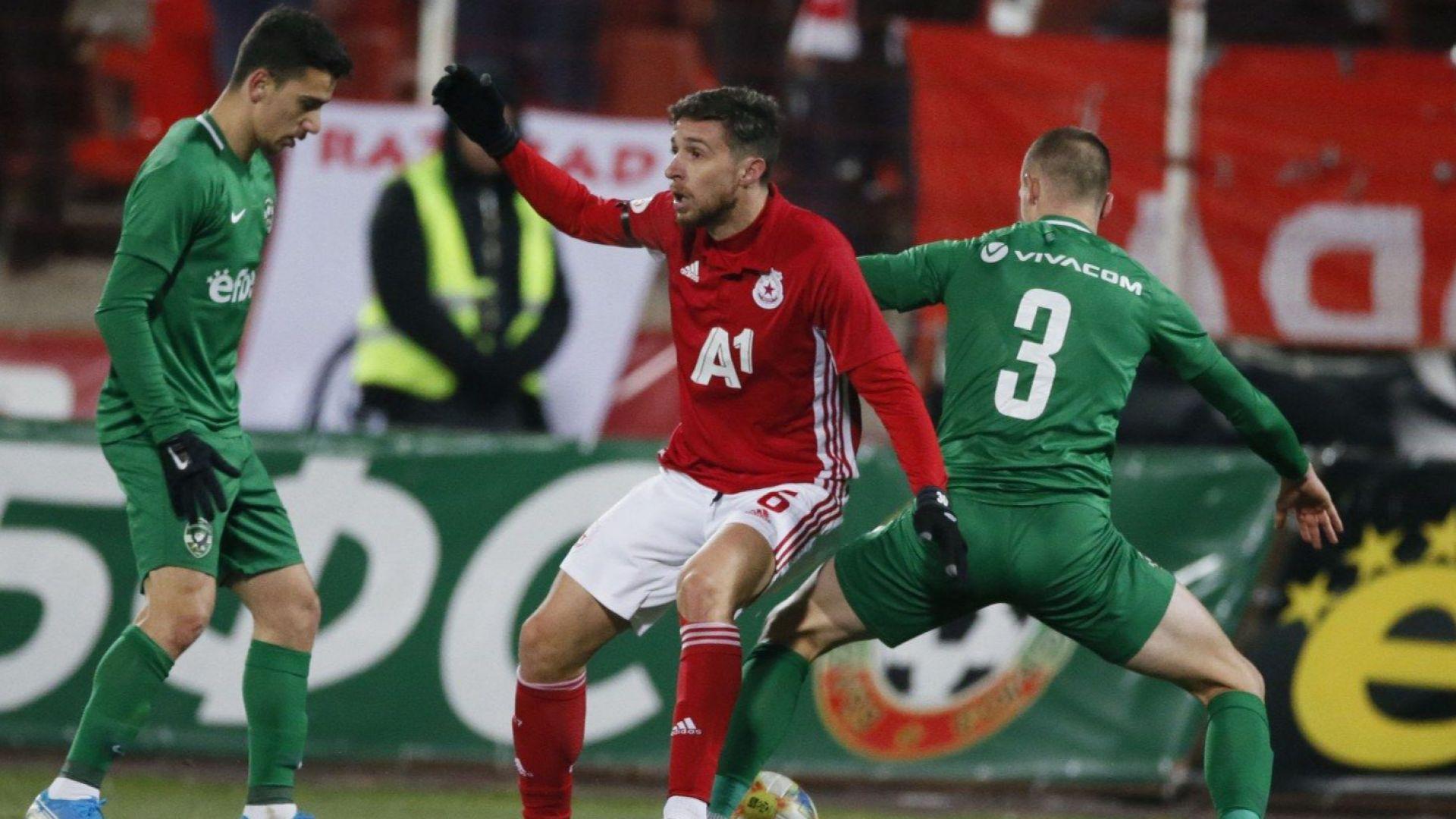 Официално: Подновяват българското футболно първенство на 5 юни