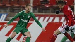 ЦСКА - Лудогорец 0:0 (на живо)