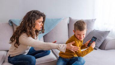 1/4 от децата са пристрастени към смартфони и таблети