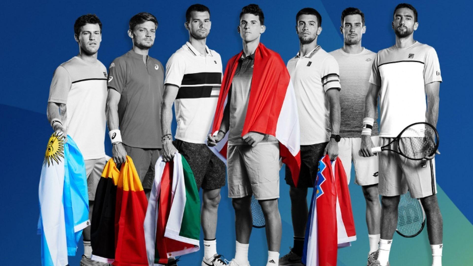 """""""От любов към страната"""" - Григор грейна сред лицата на ATP Cup"""