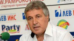Бойчо Величков е задържаният шеф на Локо след екшъна