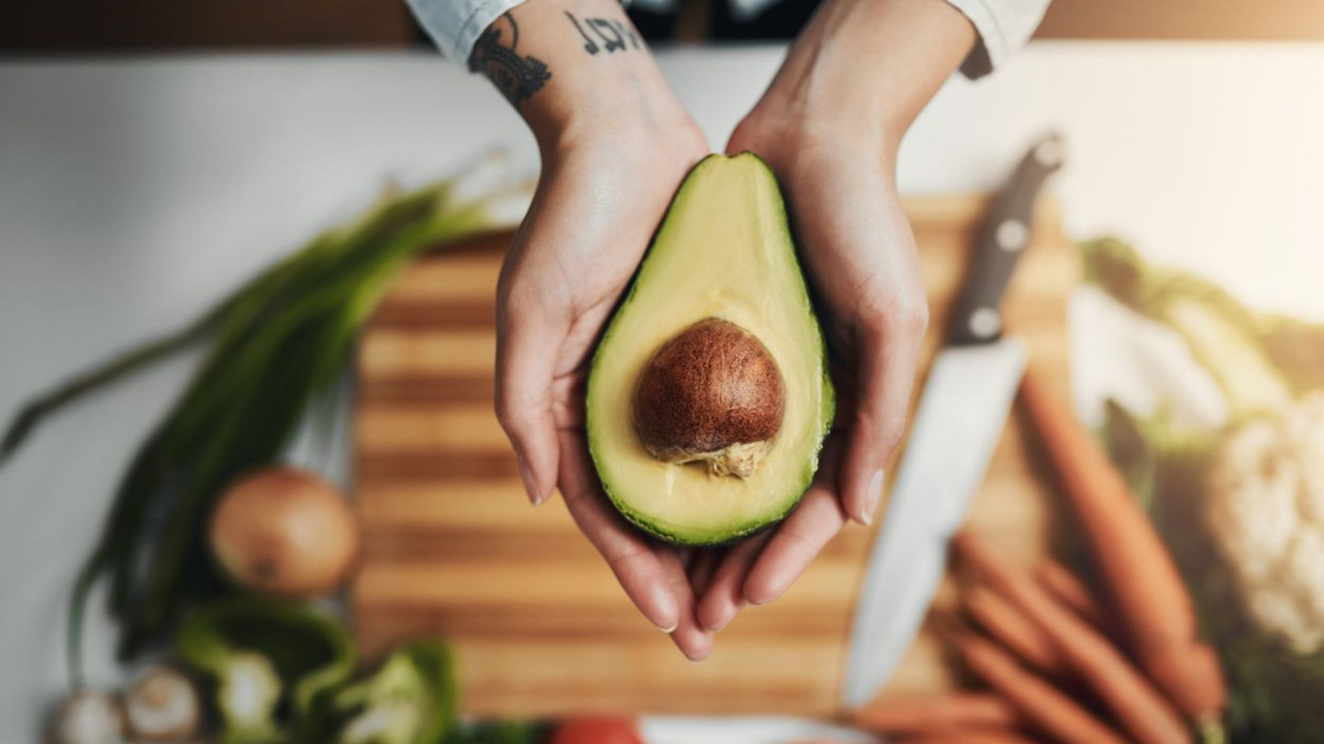 По едно авокадо на ден пази доктора далеч от мен
