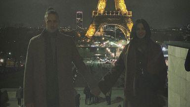 Мария Силвестър влюбена в Париж