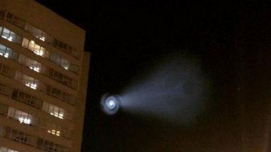 """В Русия помислили ракетата """"Топол-М"""" за НЛО"""