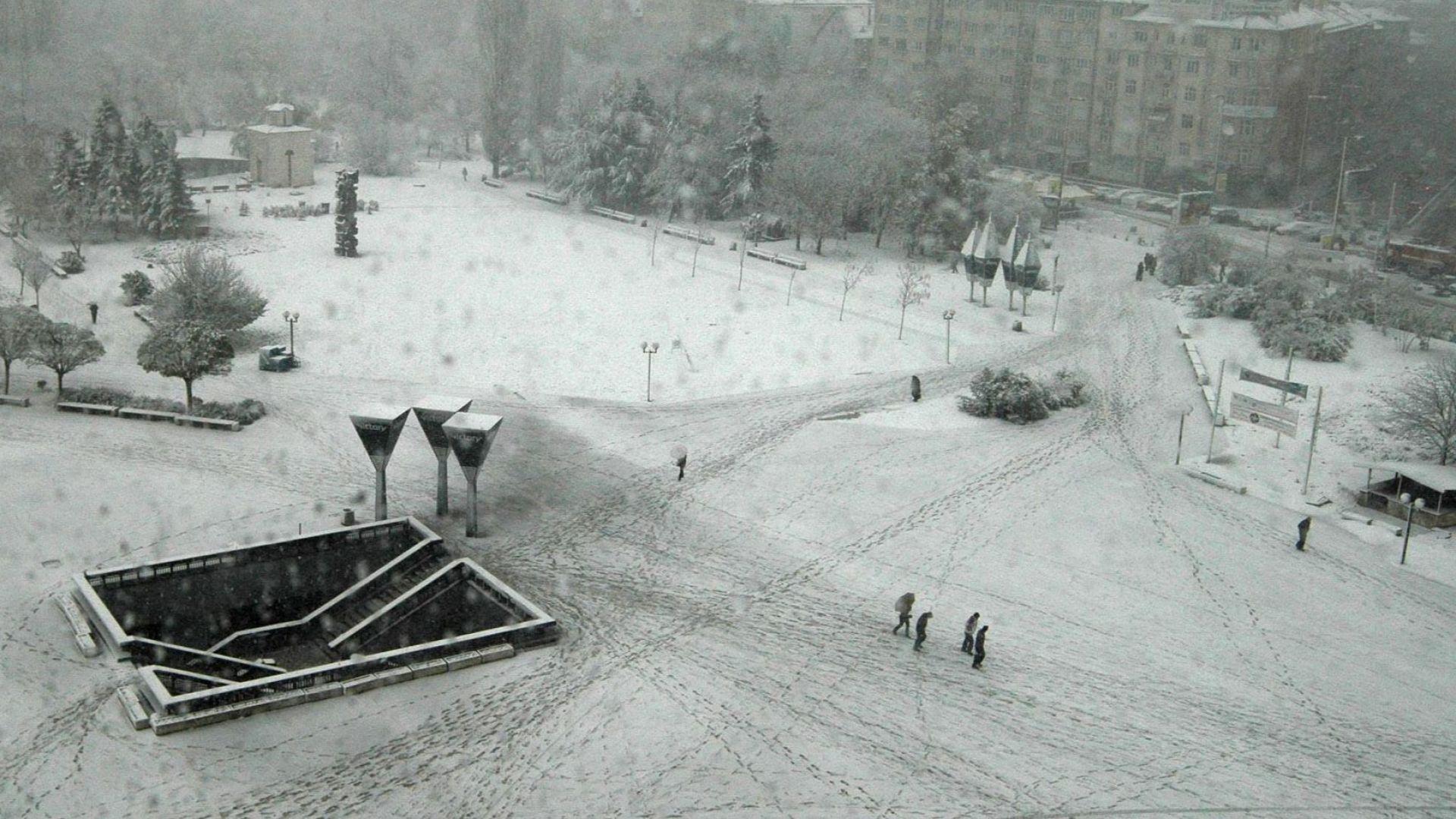 Язовирите се пълнят и ще има още сняг, температурите падат до минус 12