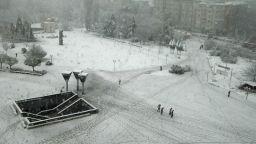 Сняг в София, Предбалкана и Лудогорието, до минус 7-8 в следващите дни