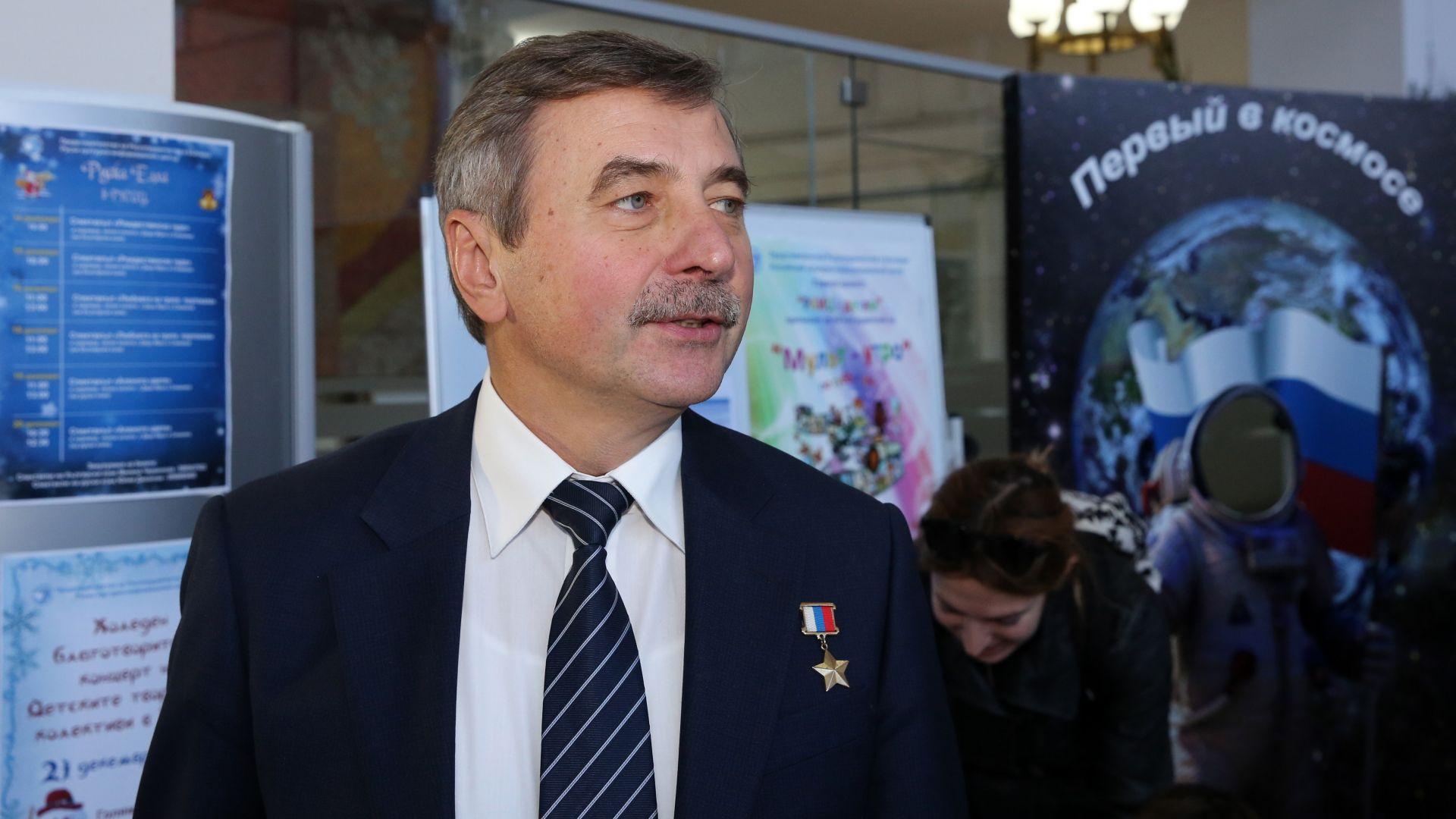 Космонавтът Александър Лазуткин: Преживях 40 аварии, но бих се върнал в космоса