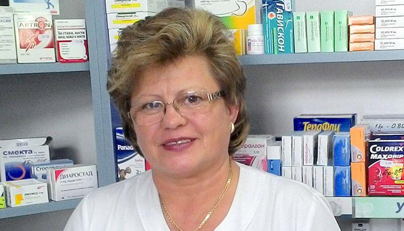 """Магистър-фармацевт Мария Тунова, аптека """"Мария Тунова"""" ЕООД"""