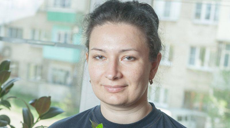 Виолета Димчева, 36 г., гр. София