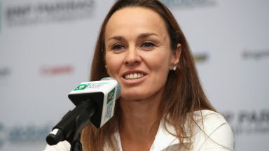 Мартина Хингис даде любопитна прогноза за следващия сезон на Федерер
