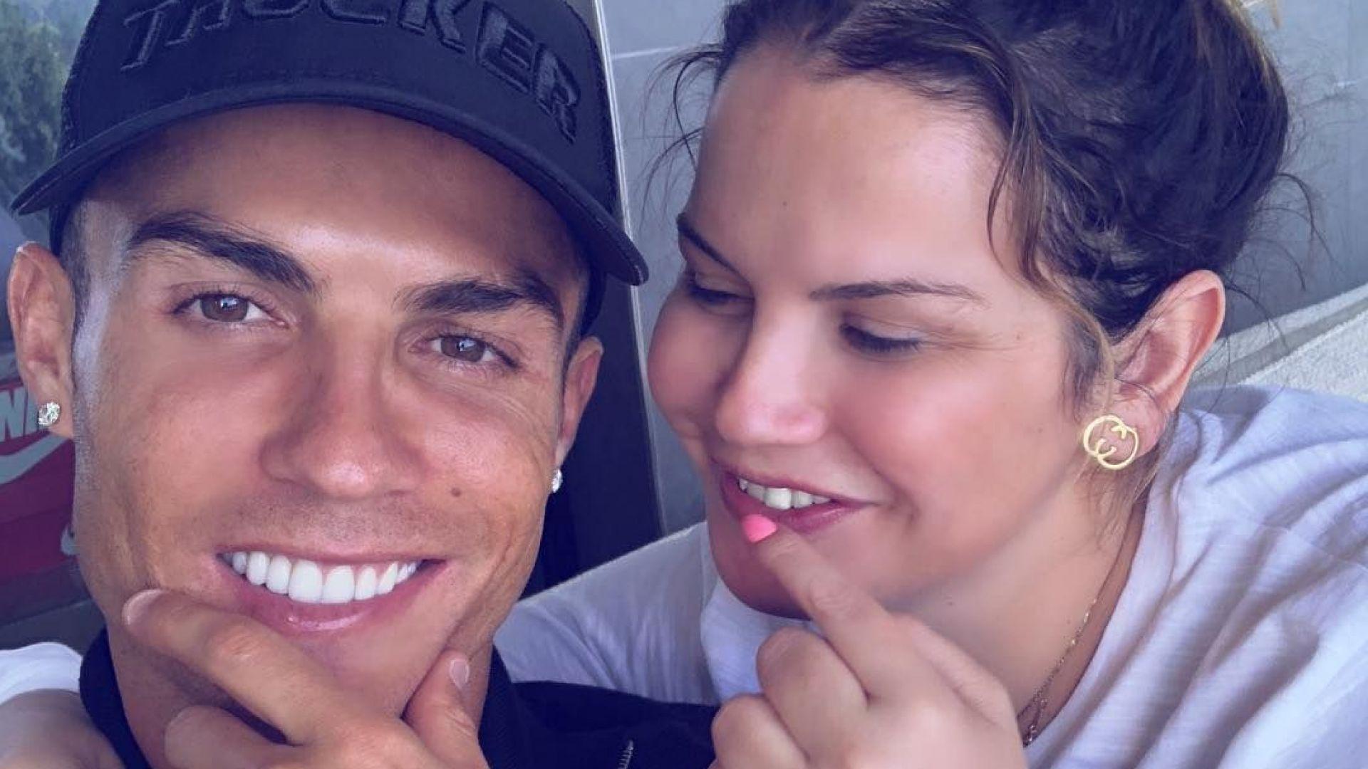 Сестрата на заразения Роналдо: Пандемията е най-голямата измама