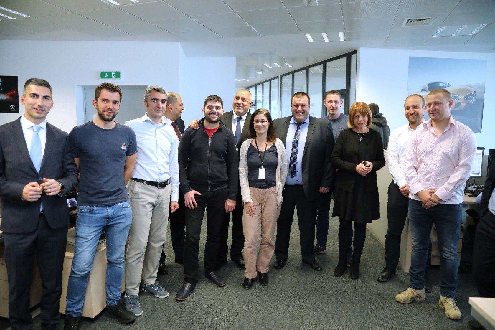 В събитието участва и столичният кмет Йорданка Фандъкова