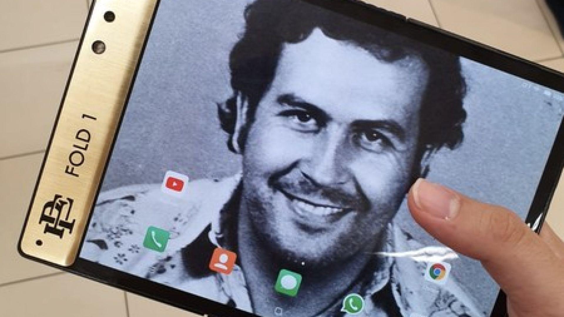 Големите компании се изплашиха от телефона на Ескобар