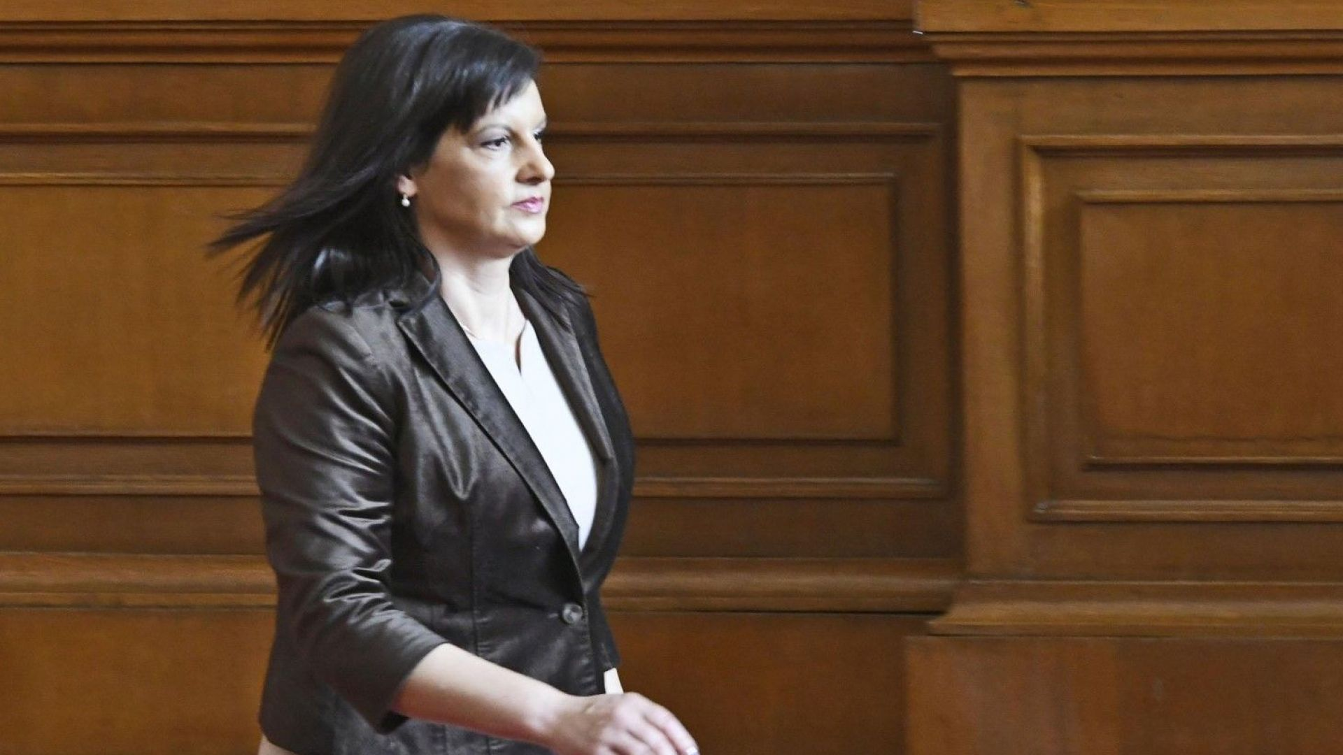 Дариткова: Бюджетът на НЗОК е гарантиран, готови сме за преговори с БЛС