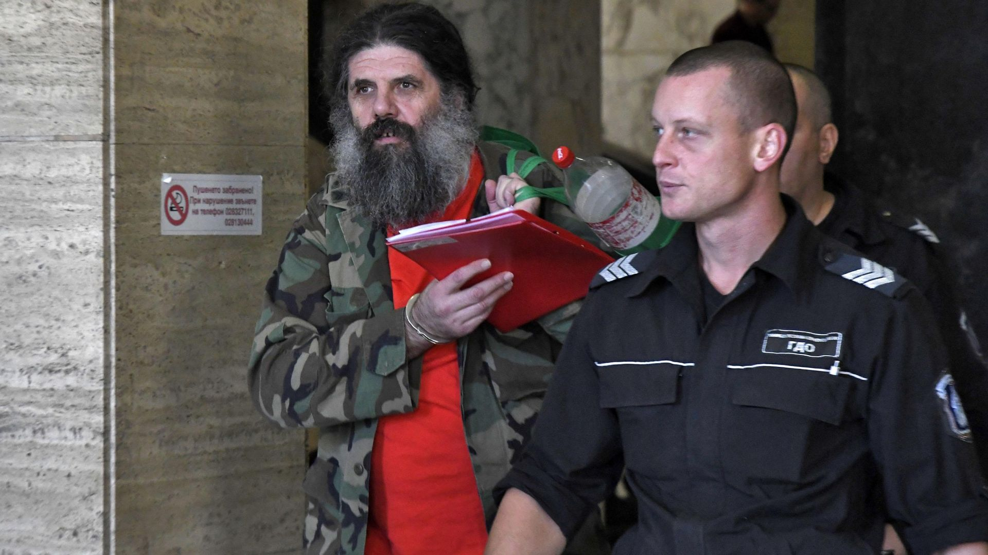 Магистралният бандит Крокодила завел 840 дела срещу съдии, следователи и прокурори
