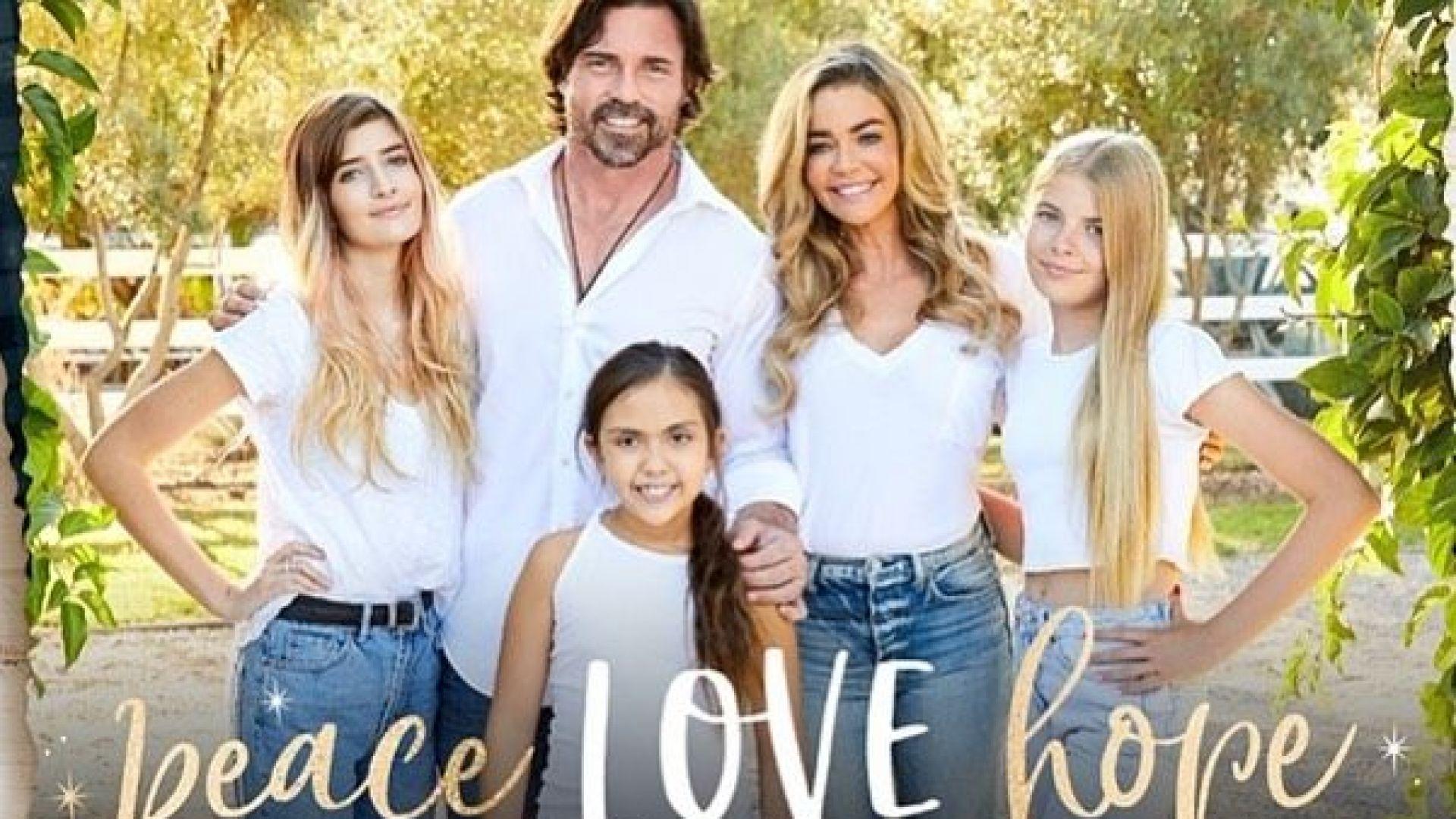 Вижте колко са пораснали дъщерите на Чарли Шийн