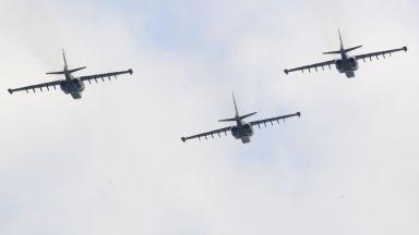 Български ВВС са проверявали руска активност в Черно море