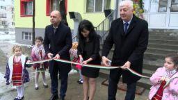 Детска градина в Пловдив отвори врати след основен ремонт