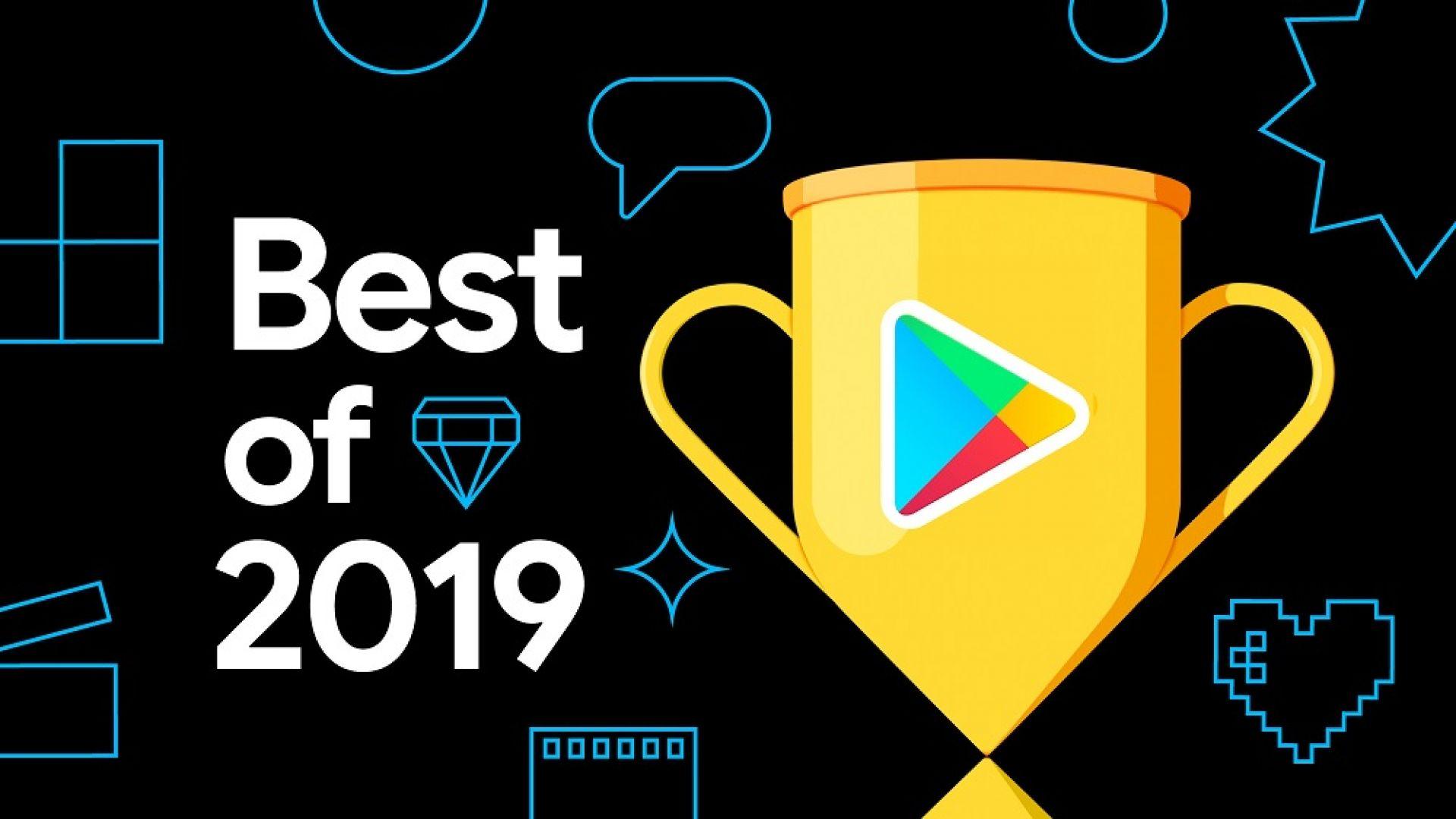 Най-добрите приложения и игри в Google Play през 2019