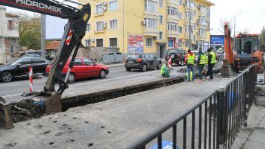 С 500 млн. лева подменят ВиК преносната мрежа в Бургас (снимки)