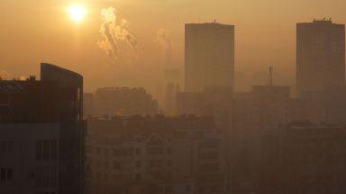 Мръсен въздух в София, в три квартала - 6 пъти над нормата