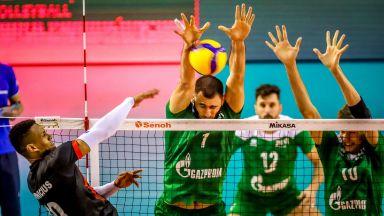 България срещу Франция в мача на откриването на Лигата на нациите