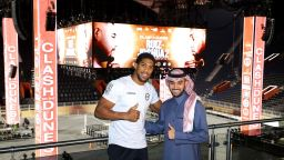 Рингът от Битката в пустинята остава в двореца на саудитски принц