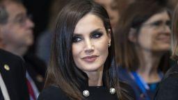 Кралица Летисия заплени участниците в конференцията на ООН със стилна визия