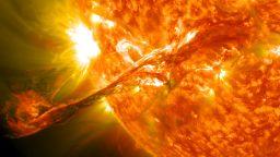 НАСА с важни данни от Слънцето