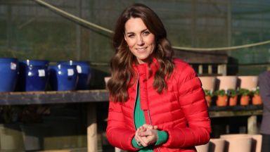 Кейт Мидълтън за малкия Луи: Говори и навсякъде иска да е с мен