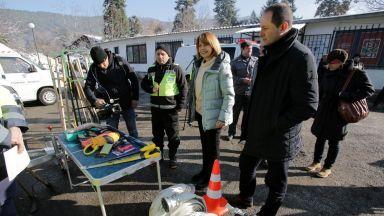 Фандъкова: Ако не мога да си купя по-чиста кола, ще ползвам градски транспорт