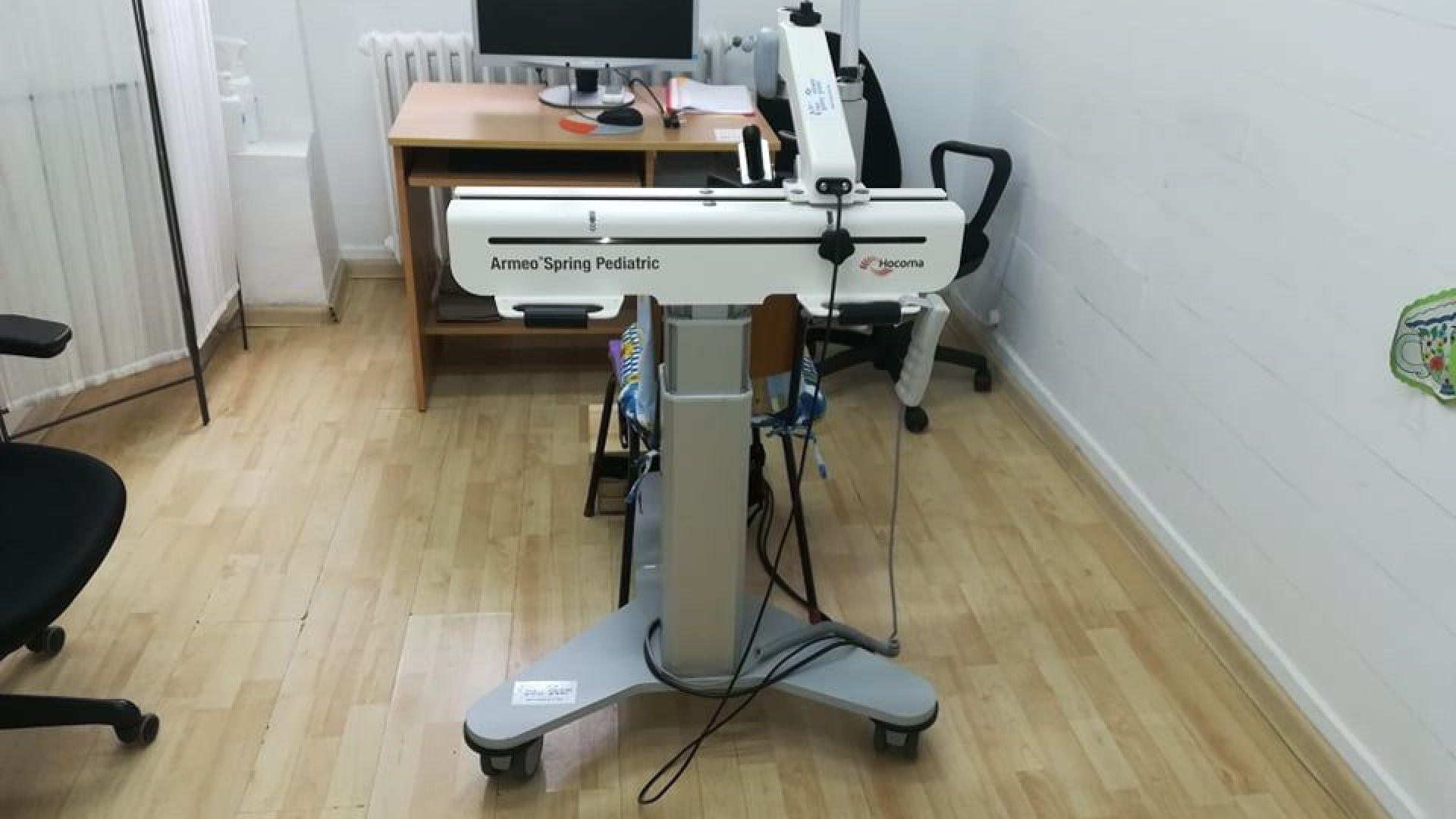 Робот за раздвижване на горни крайници