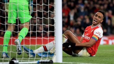 Мъката на Арсенал край няма, падна антирекорд на 42 години