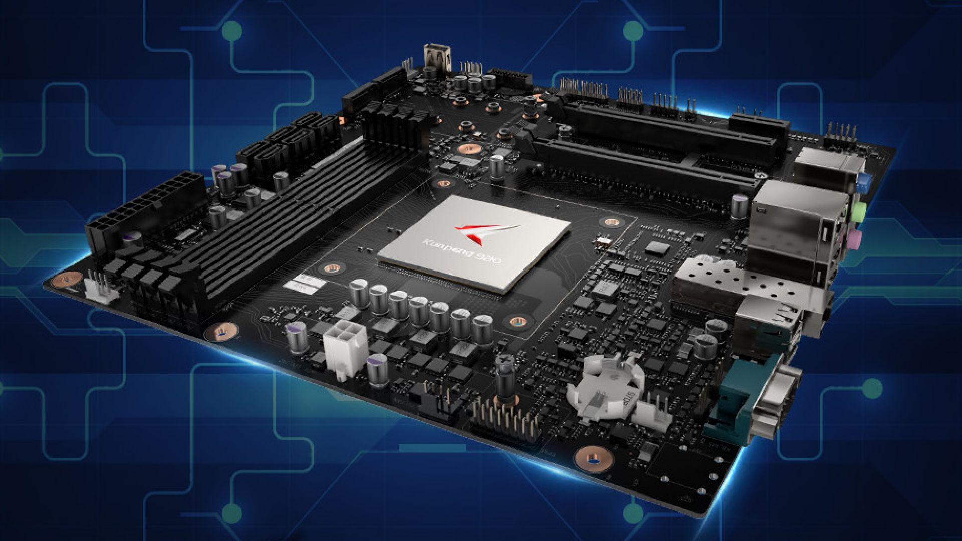 Huawei представи дънни платки за сървъри