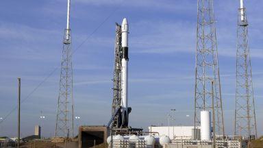 Falcon 9 излетя с четири пъти летяла първа степен