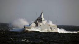 """Как Швеция създаде """"най-невидимия"""" кораб (снимки)"""