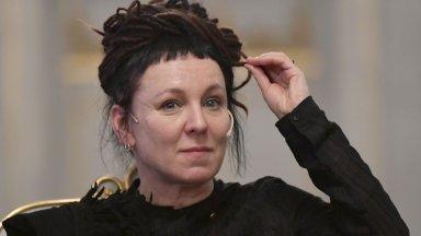 Обраха дома на полската нобелистка Олга Токарчук